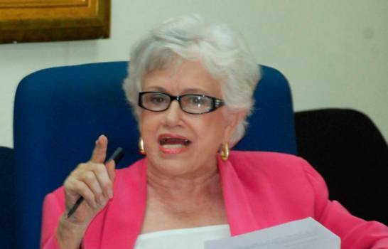 """Ortiz Bosch: """"ley y reglamento de la Contraloría respaldan decisión de Abinader sobre auditorías"""""""