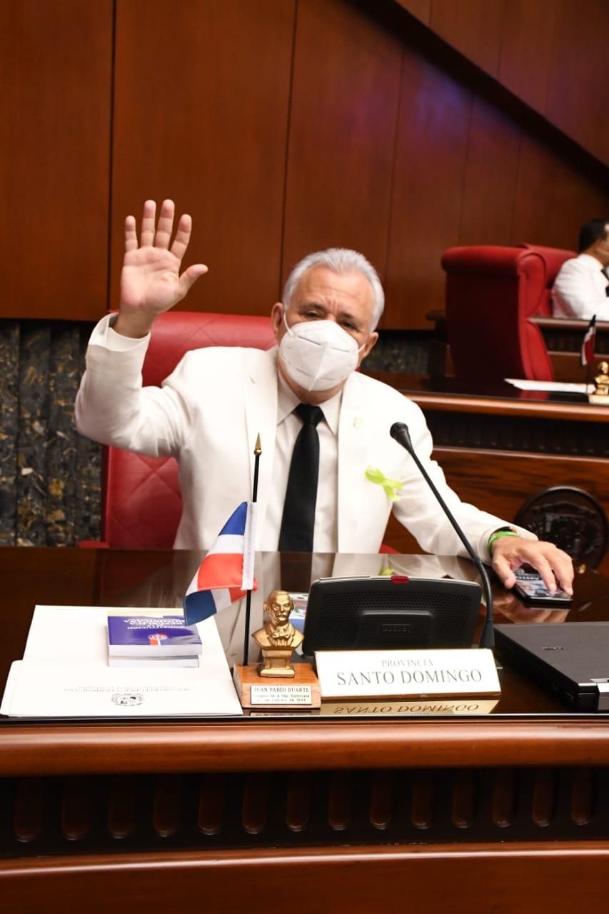 """Antonio Taveras: """"Es hora de poner fin al robo y la impunidad"""""""