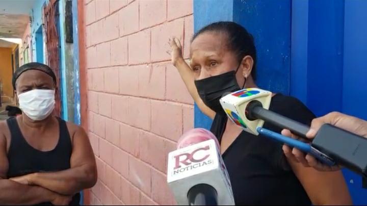 Video   Familia denuncia atropellos y saqueo por parte de una unidad de la Policía