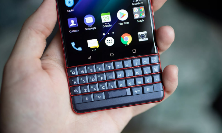 BlackBerry vuelve al mercado de la mano de OnwardMobility