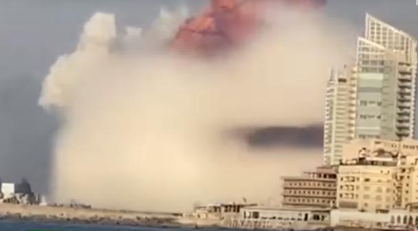 Video | Presidente del Líbano: La causa de la explosión aún se desconoce, no se descarta la participación de fuerzas externas, un misil o una bomba