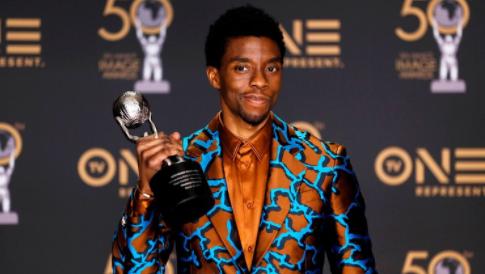 """""""Viviré para contar la historia"""": entrevista en la que Chadwick Boseman dio una pista acerca de su diagnóstico"""