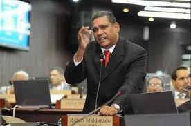 """Ruben Maldonado: """"Felucho está llorando como mujer, lo que ayer no supo como hombre defender"""""""