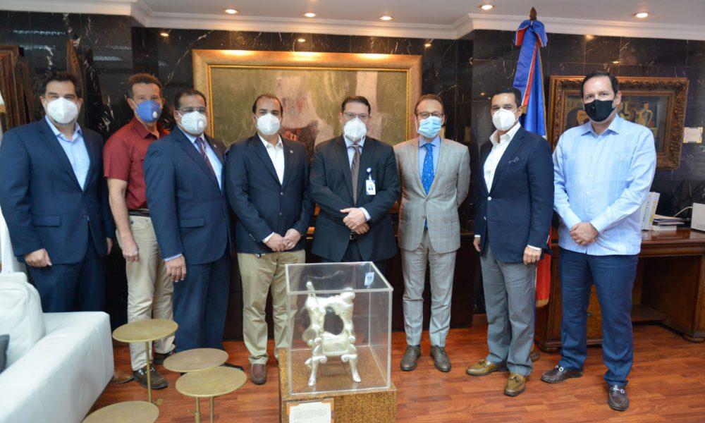Director de la DGA sostiene reunión con Representantes Importadores de Vinos y Licores Asociados