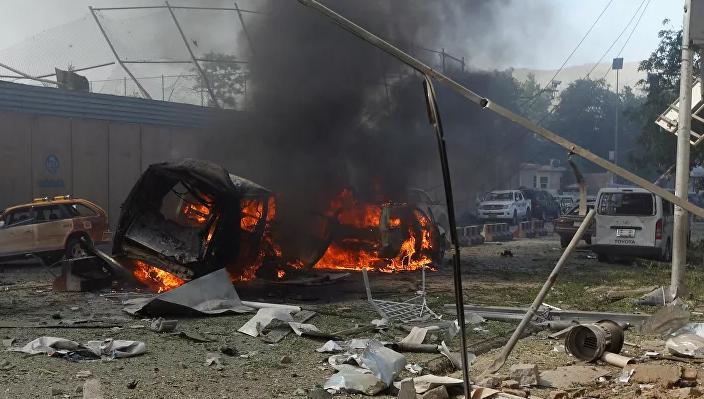 Varios muertos y heridos tras una explosión de coche bomba en Afganistán
