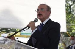 """Danilo Medina: """"He cumplido mi palabra, el país está sembrado de escuelas en todo el territorio"""""""