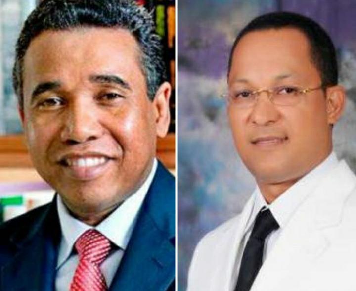 Félix Bautista y Dionis Sánchez pasan a ser senadores de la FP