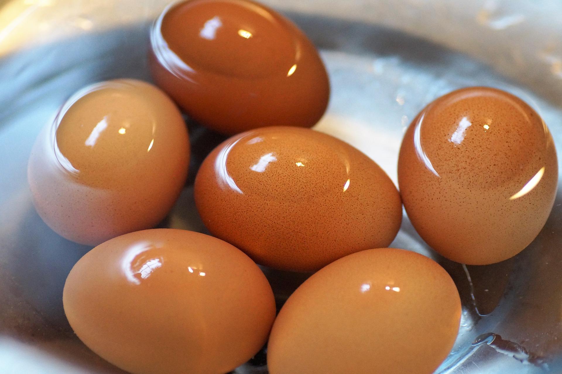 Esta es la razón por la que no hay que lavar los huevos