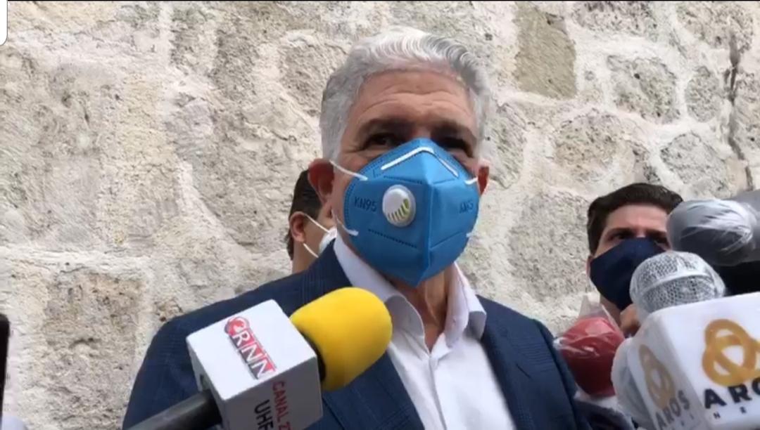 Video | Eduardo Estrella afirma toma de posesión de Abinader se regirá por los protocolos ya establecidos