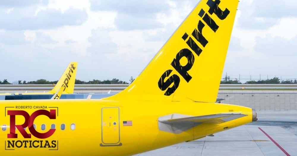 Spirit Airlines ofrece cinco veces más millas de bonificación con cada vuelo