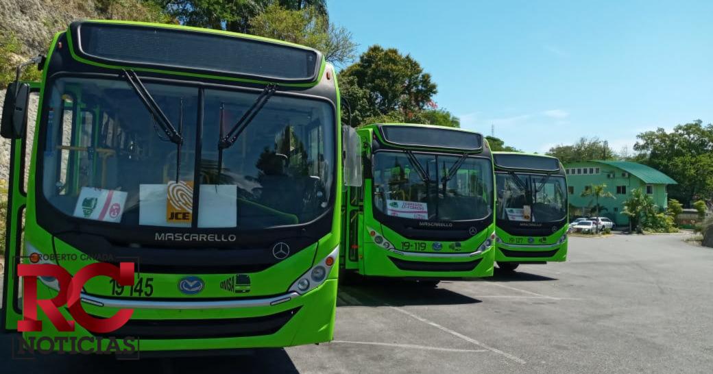 OMSA ampliará horario de servicios de transporte a partir del 27 de enero