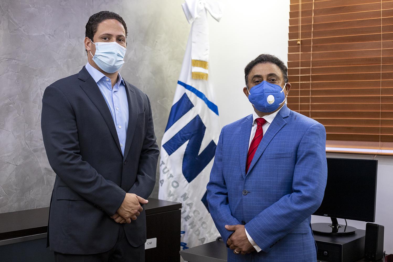 Carlos Bonilla asume con responsabilidad dirigir el INVI y reestructurar la OISOE