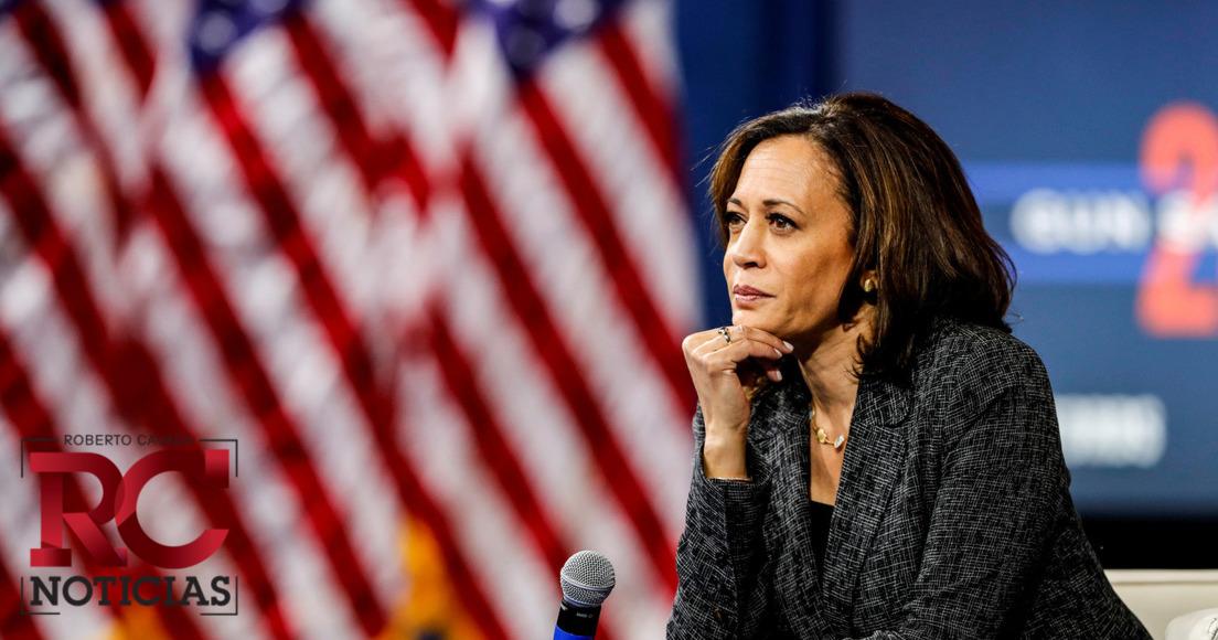 Kamala Harris renuncia a su cargo como senadora del estado de California