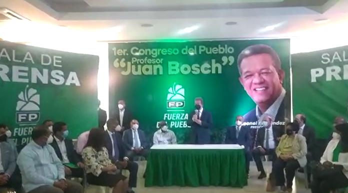 Video   La Fuerza del Pueblo se prepara para institucionalizar y reestructurar base del partido