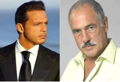 Andrés García advirtió a Luis Miguel que Luisito Rey quería matar a Marcela Basteri