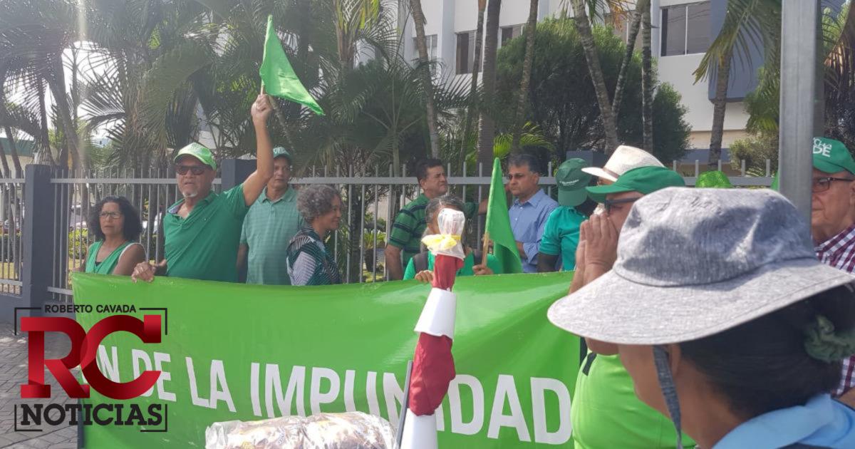 Marcha Verde desmiente que haya convocado  a marcha para el 24 de enero del 2021