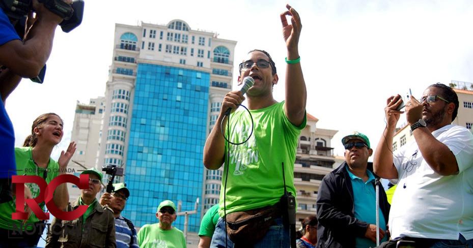 Marcha Verde llama a que se respete la institucionalidad