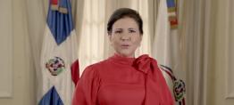 """Margarita Cedeño: """"Gracias a Dios por darme el privilegio de trabajar por mi país"""""""