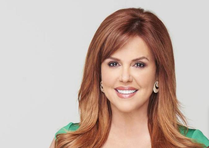 """Telemundo despide a María Celeste Arrarás del programa """"Al Rojo Vivo"""""""