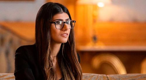 Mia Khalifa ayudará al Líbano con uno de los elementos que la hizo famosa como actriz porno