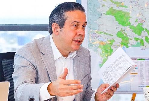 Jorge Mera solicita a Cámara de Cuentas auditar los últimos tres años de gestión en el Ministerio Medio Ambiente