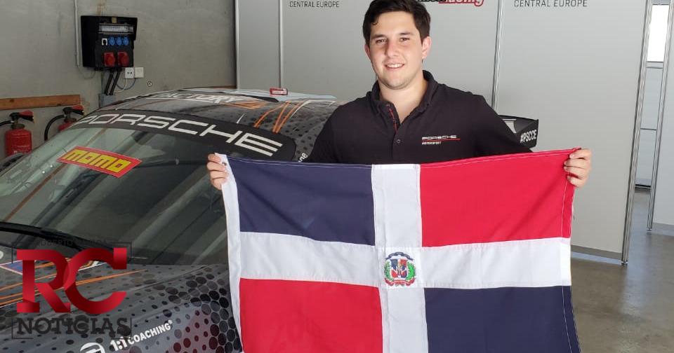 VIDEO | Jimmy Llibre es ascendido y competirá en la serie IMSA en la Porsche Carrera Cup