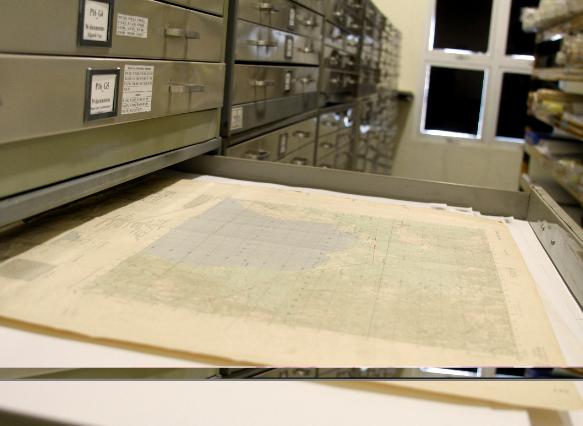 Hijos arquitecto Rafael Calventi donan planos arquitectónicos al Archivo General de la Nación