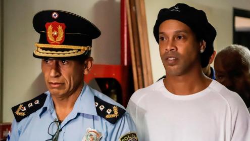 Ronaldinho y su hermano podrían ser liberados en los próximos días: las tres condiciones que deberán cumplir
