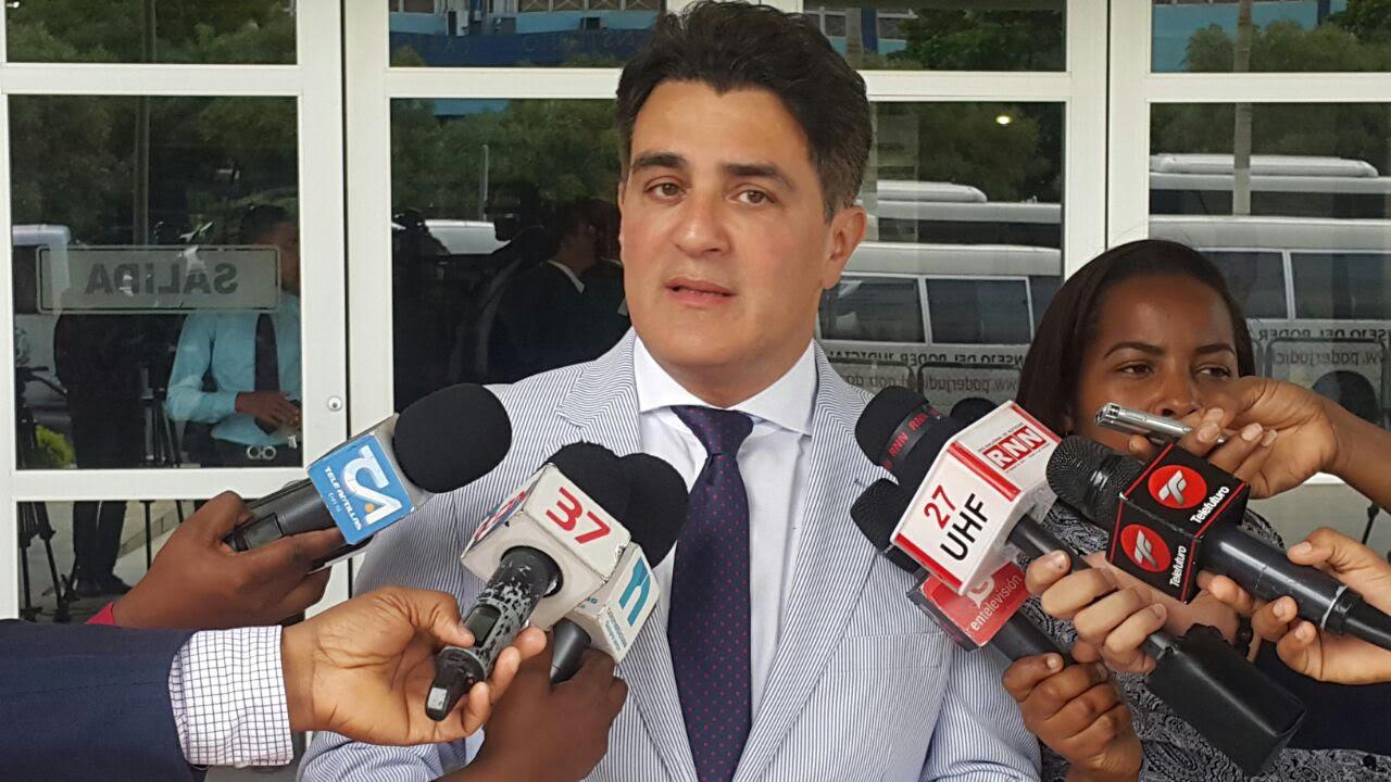 """Julio Cury: """"aprobación de Aeropuerto de Bávaro estuvo sujeta a principios de juridicidad"""""""