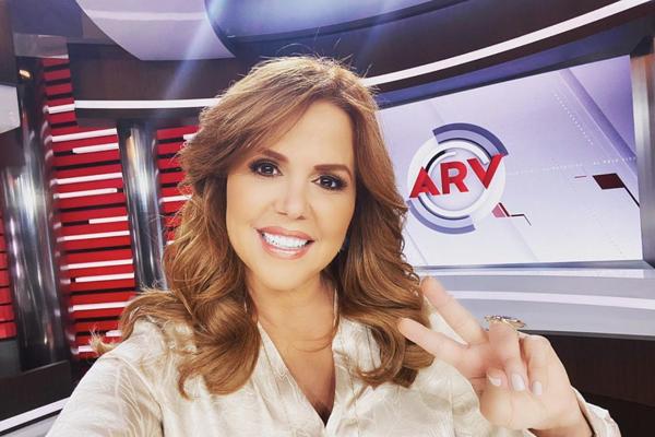 Telemundo habla de la salida de María Celeste Arrarás