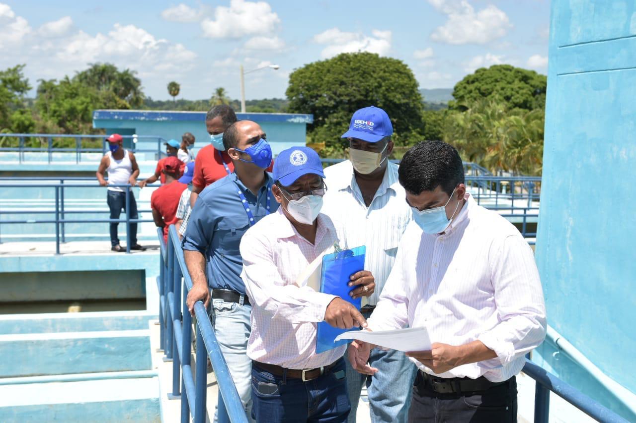 INAPA lleva soluciones a la provincia de San Juan
