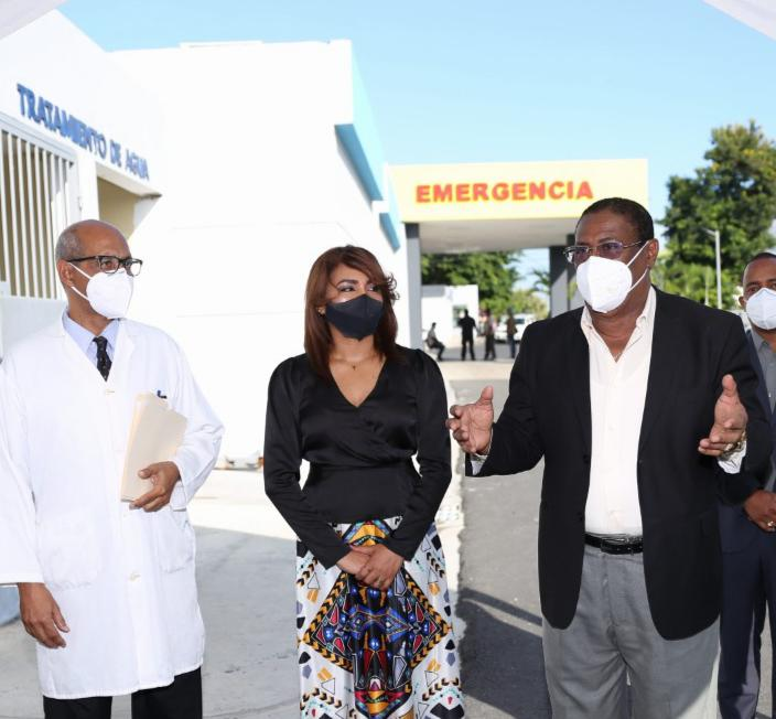 Hospital de Engombe reinicia diferentes especialidades de salud