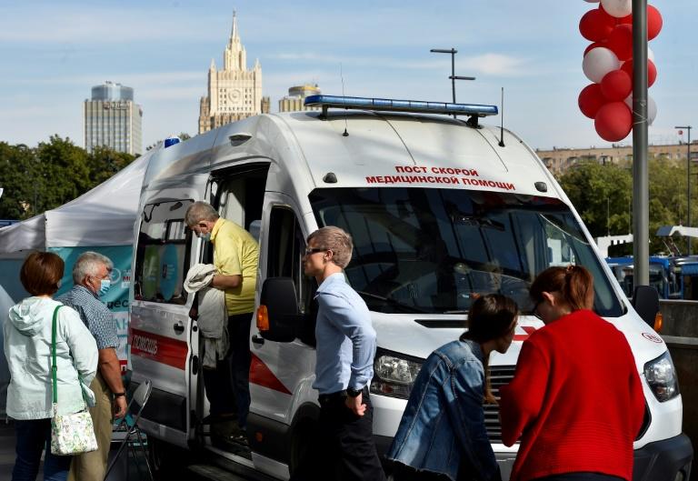 Vacuna rusa contra covid-19, a prueba en 40.000 moscovitas
