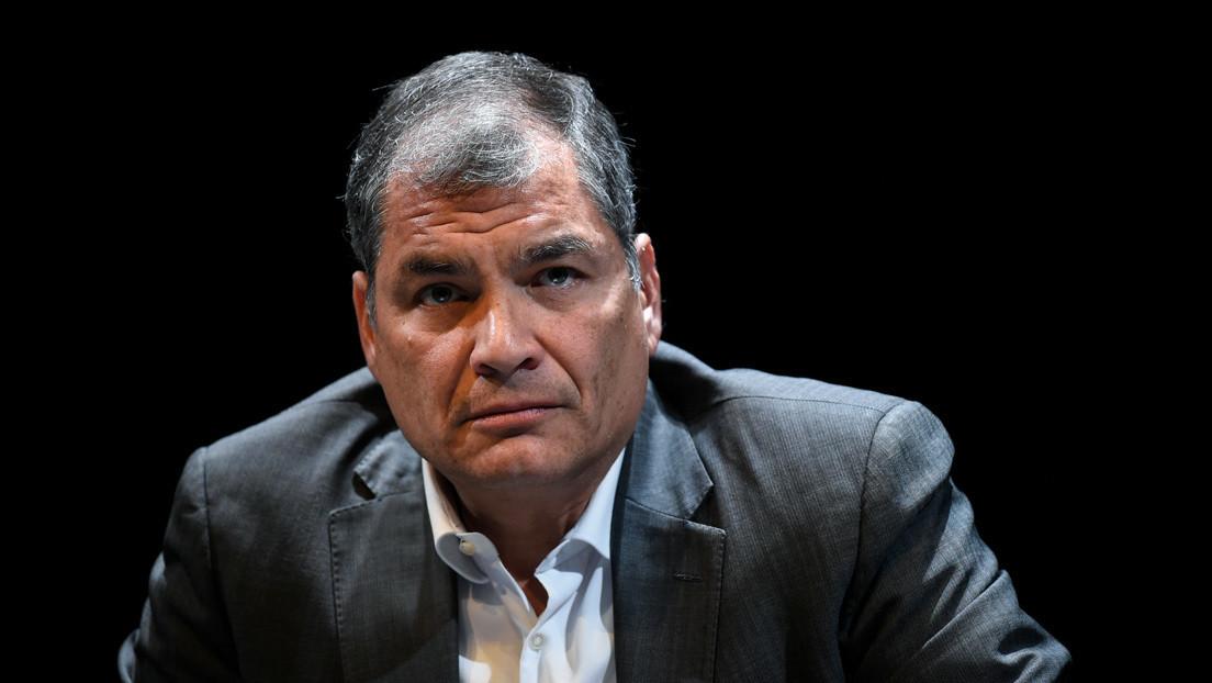 Consejo Nacional Electoral de Ecuador no reconoce que Correa aceptó ser candidato a la vicepresidencia