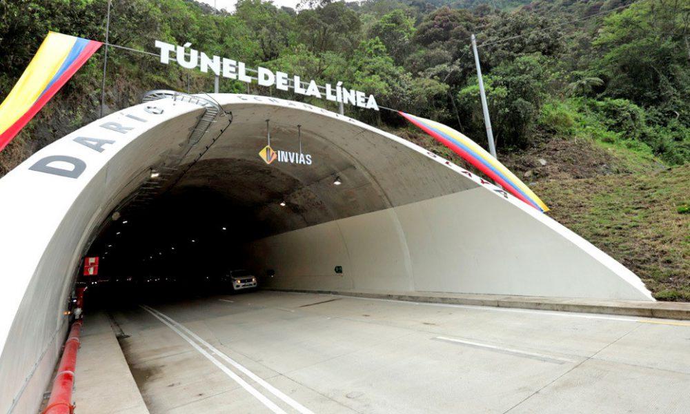 Colombia inaugura el Túnel que tardó más de 100 años en hacerse realidad