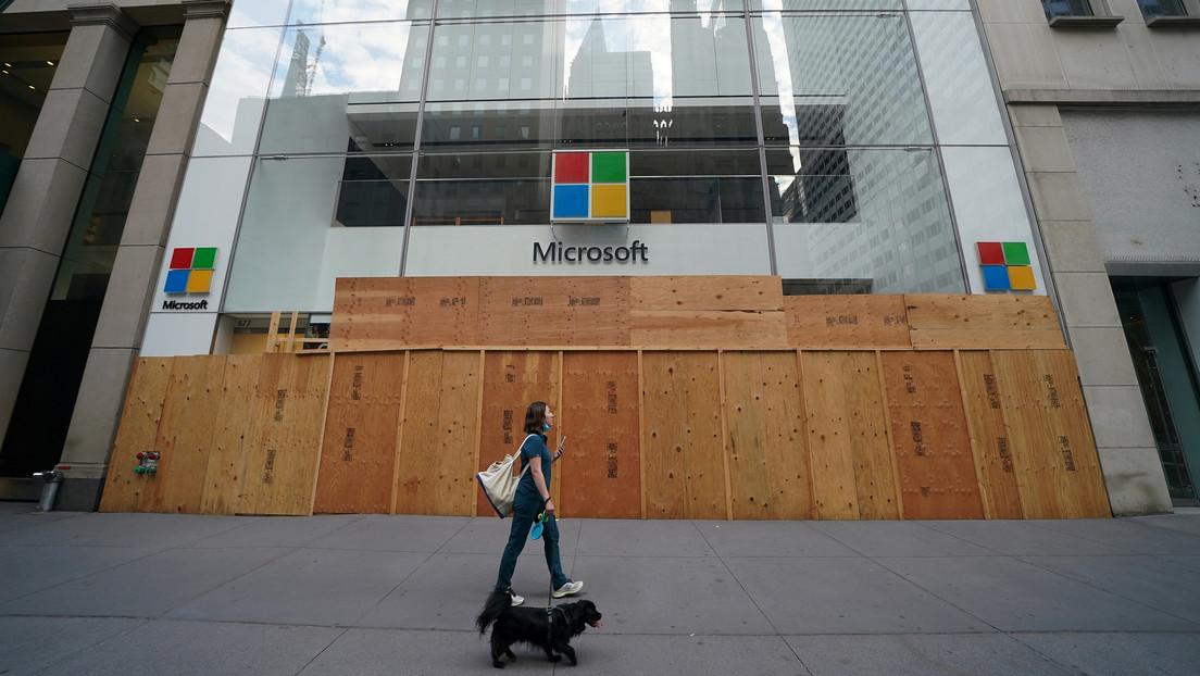 Pentágono reafirma que Microsoft es mejor candidato que Amazon para su contrato JEDI