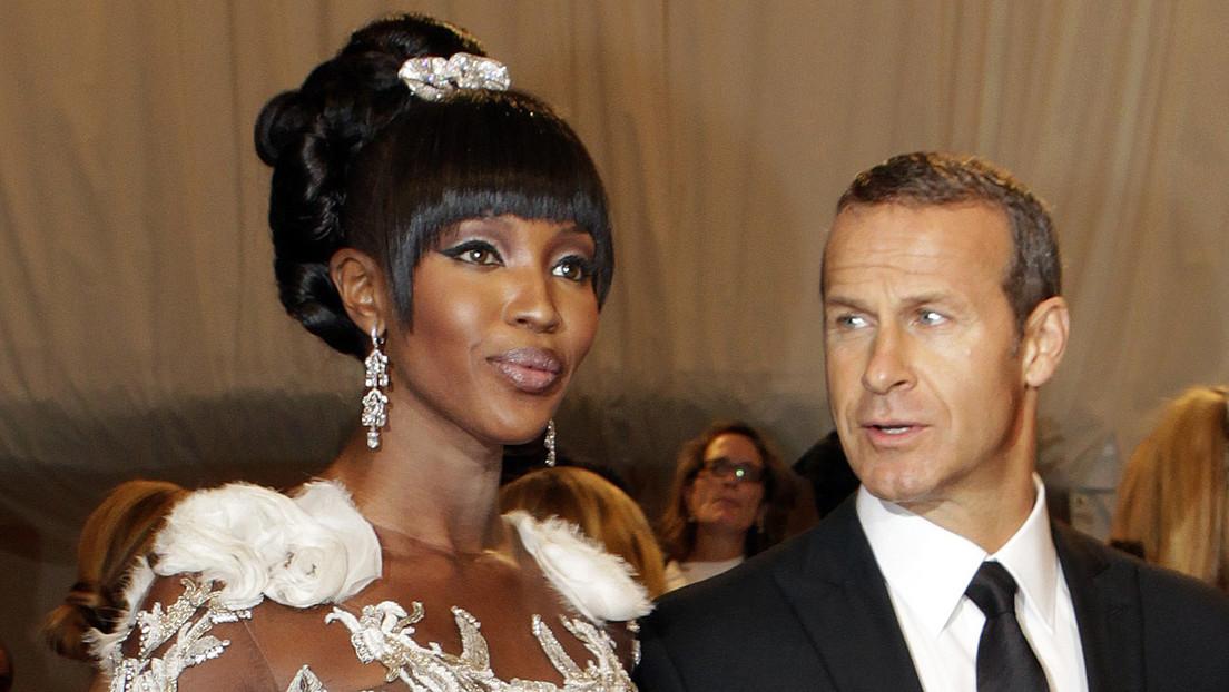El exnovio ruso de Naomi Campbell la demanda por 3 millones de dólares