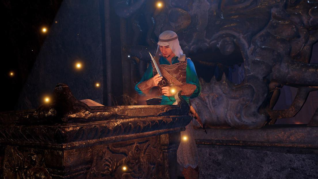 Video | Anuncian el lanzamiento oficial del videojuego 'Prince of Persia: Las Arenas del Tiempo'