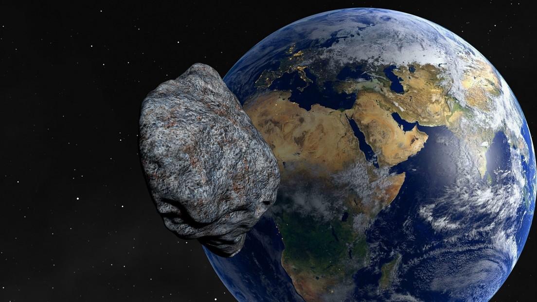 Un asteroide del tamaño de un campo de fútbol se aproxima a la Tierra
