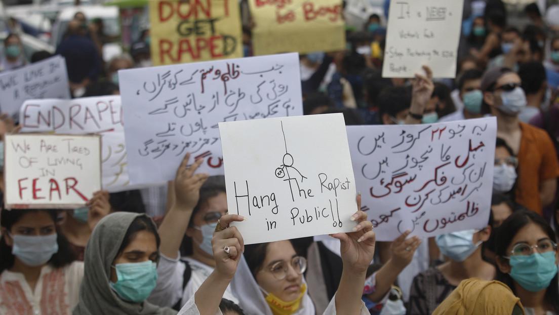 Primer ministro de Pakistán sugiere la castración química de delincuentes sexuales