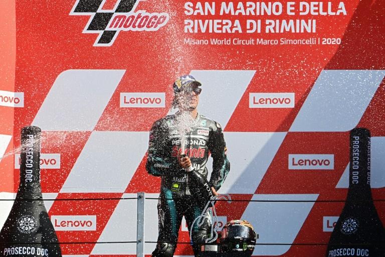 Victoria de Morbidelli en MotoGP y liderato para Dovizioso en Gran Premio de San Marino