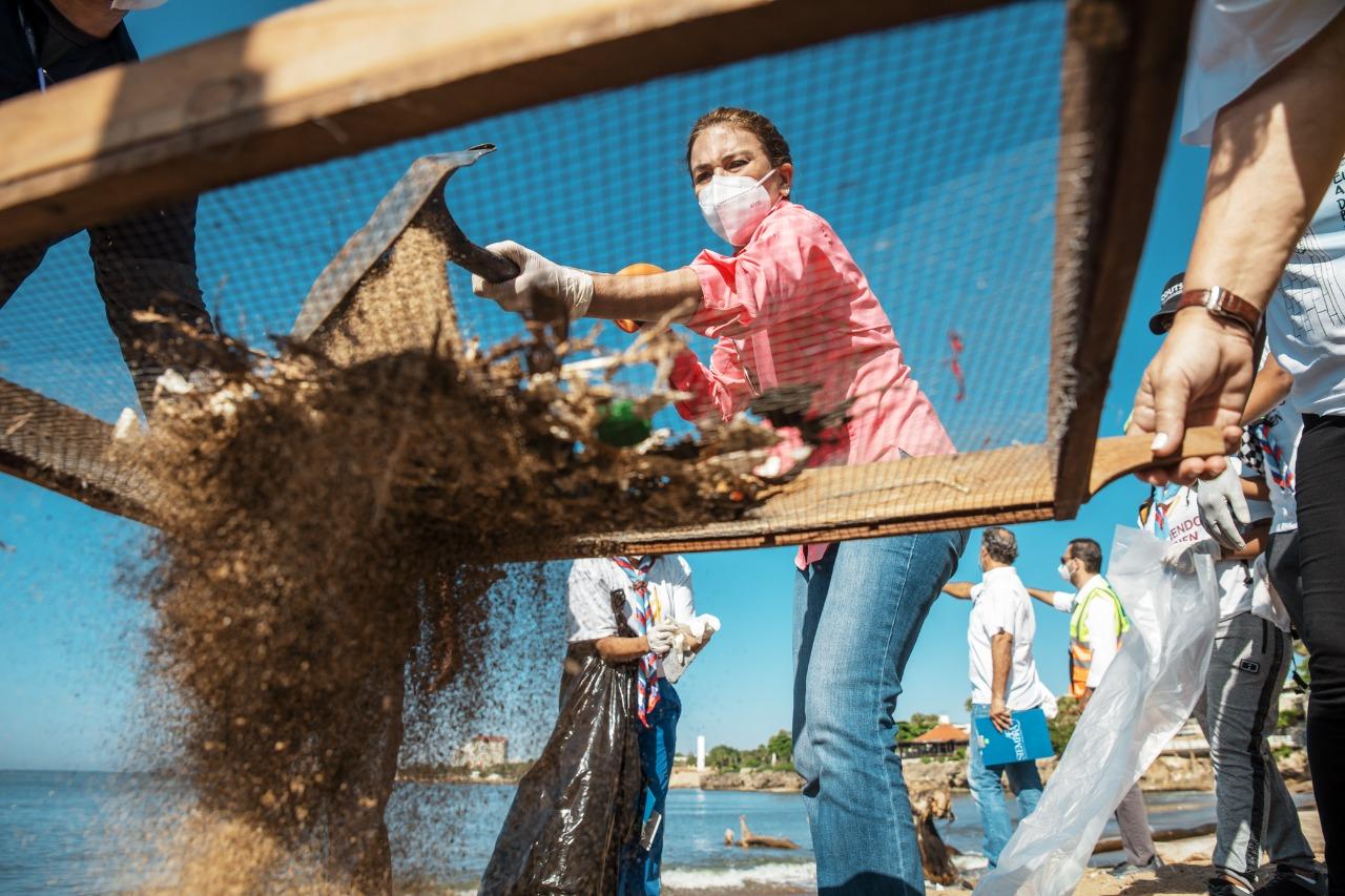 ADN se suma a jornadas por el Día Mundial de la Limpieza de Costas