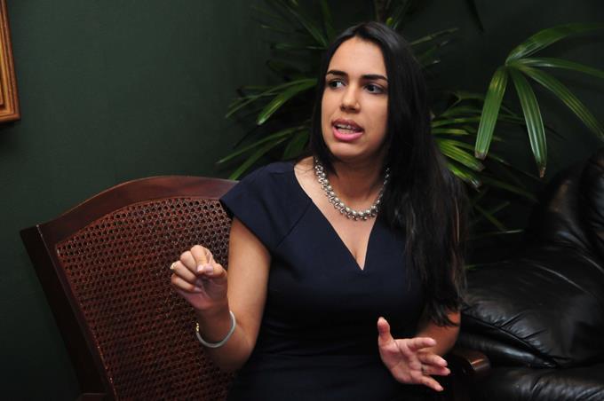 Carolina Serrata es juramentada como titular de la DIDA