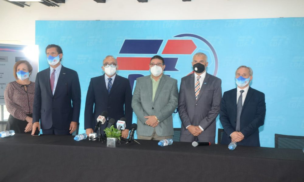 Video   LDF recibió permiso de Salud Pública e iniciará el 9 de octubre con fanáticos en los estadios