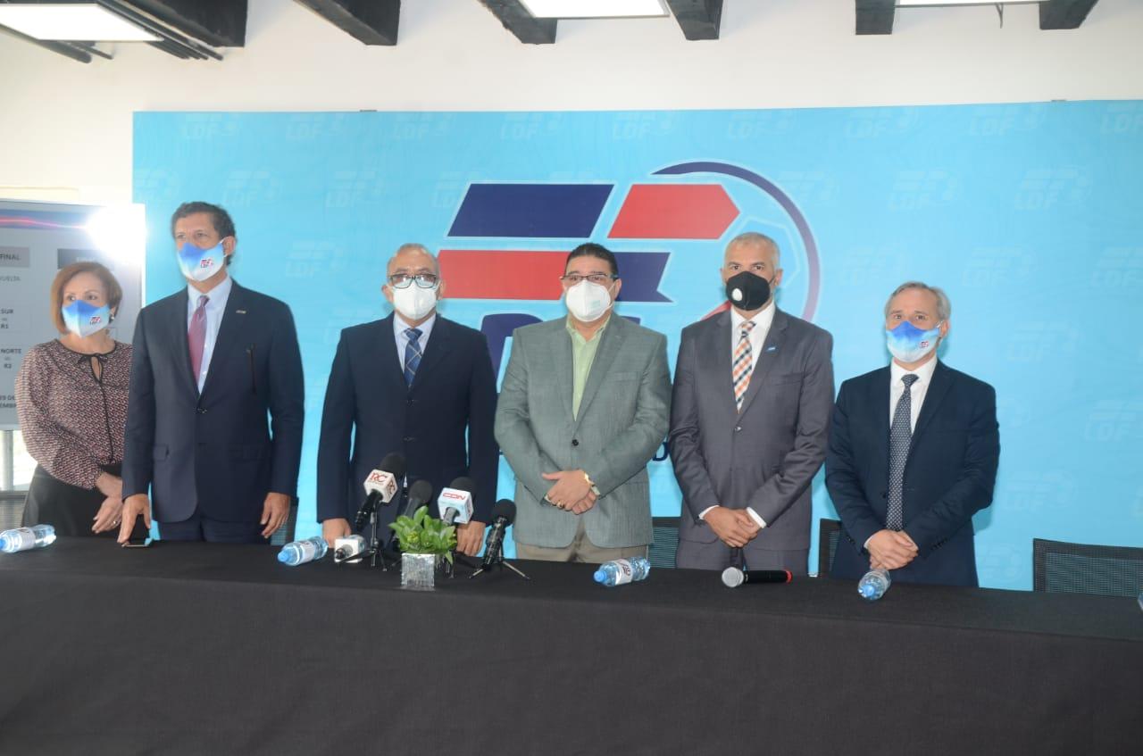Video | LDF recibió permiso de Salud Pública e iniciará el 9 de octubre con fanáticos en los estadios