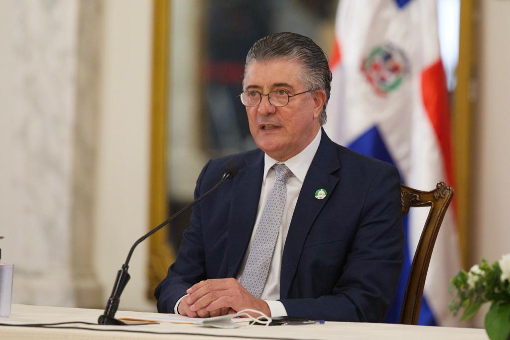 Designan a Roberto Santana como asesor honorifico del Poder Ejecutivo en políticas de Seguridad