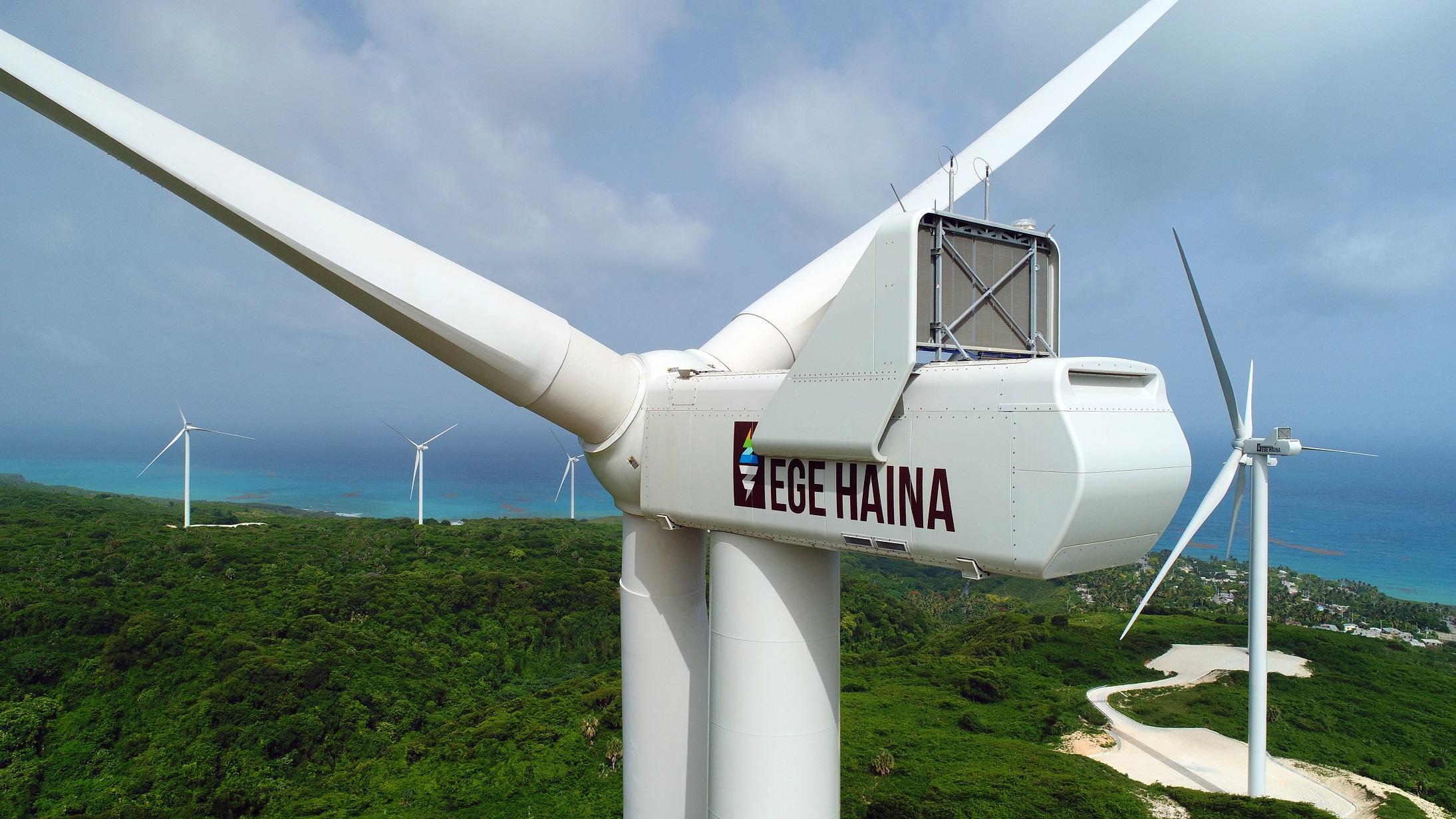 EGE Haina avanza en su plan de desarrollar 1,400 MW de energía limpia