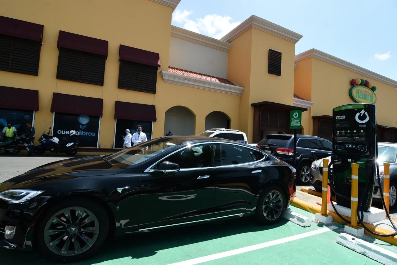 Evergo, la estación de carga eléctrica elegida para el vehículo presidencial