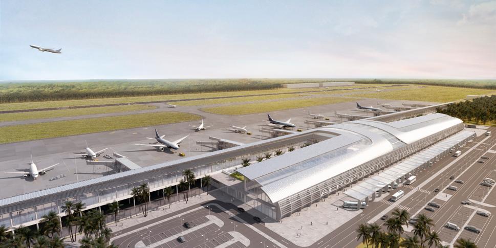 Aeropuerto Internacional de Bávaro desmiente que haya iniciado trabajos de construcción