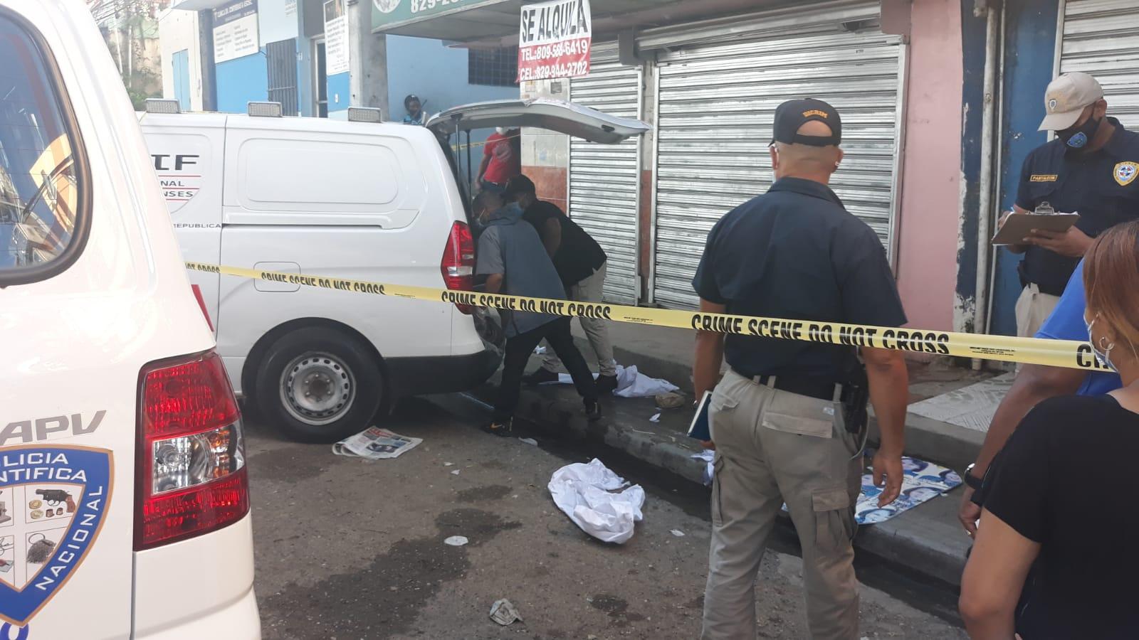 Video   Encuentran muerto con herida de arma blanca un hombre que tenía problemas mentales